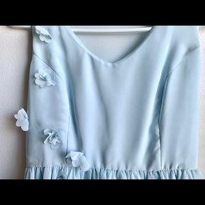 "Lauren Conrad ""Cinderella"" dress, worn once"